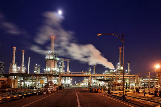 تعمیرات اساسی واحد تبدیل کاتالیستی پالایشگاه نفت لاوان آغاز شد