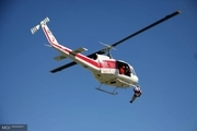 خدمت رسانی40ساله در مرکز امداد هوایی هلال احمر