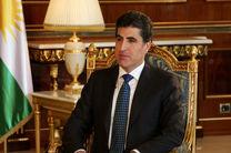 بارزانی به عنوان رئیس اقلیم کردستان عراق انتخاب شد