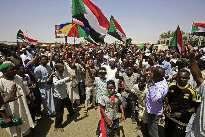 مرگ معترض سودانی در درگیری های دارفور