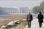 هوای اصفهان برای گروههای حساس ناسالم است/ شاخص کیفی هوا 108