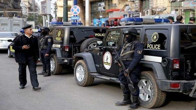 کشته شدن ۹ تروریست و زخمی شدن ۵ نیروهای امنیتی در مصر
