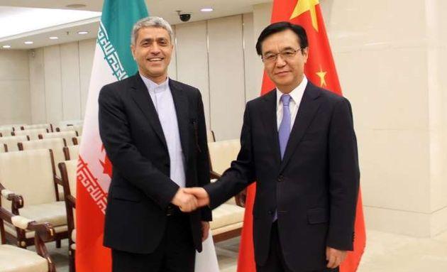 برنامه عملیاتی همکاری های اقتصادی ایران و چین آغاز شده است
