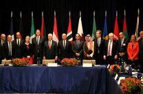 نشست مشترک قطر، عربستان و مصر در رابطه با سوریه/ درخواست دست دادن جبیر و آل ثانی؛ جبیر را دستپاچه و ثانی را خندان کرد