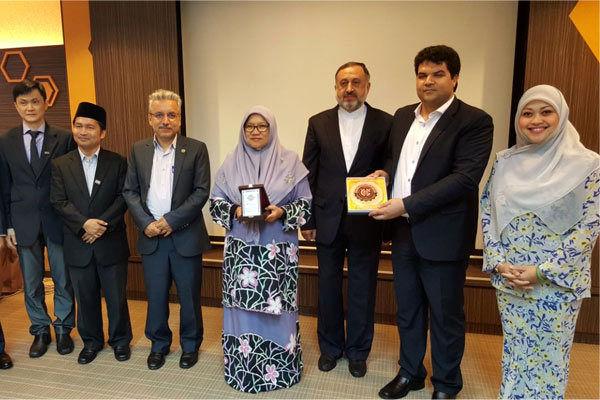 نشست معاون پژوهشی وزارت آموزش برونئی با سفیر جمهوری اسلامی ایران