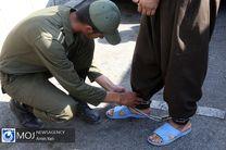 دستگیری سارق لندکروز 22 میلیارد ریالی در کاشان
