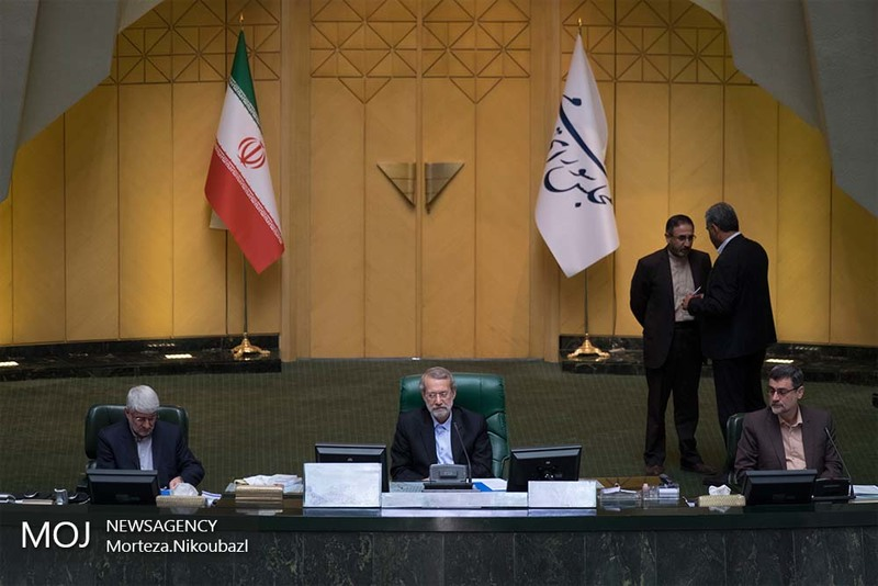 مجلس با حضور لاریجانی غیر علنی می شود