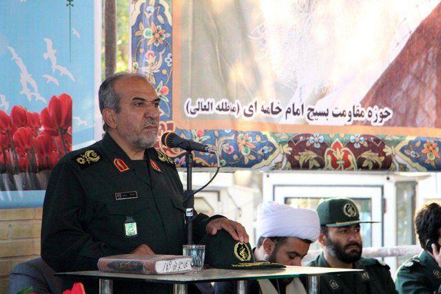 هیچ کس را یارای مقابله در برابر اراده ملت ایران نیست