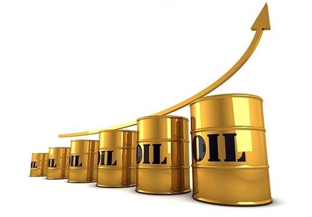 قیمت نفت جهانی به 55 دلار رسید