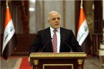 حیدر العبادی عملکرد برخی شخصیت های سیاسی کردستان عراق را غیرقانونی خواند