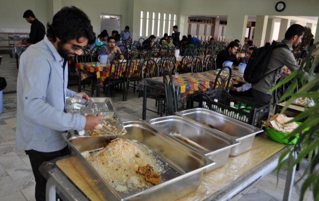 افزایش قیمت غذاهای دانشجویی در سال 96