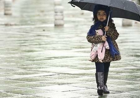 هوای کرمانشاه تا دوشنبه بارانی است