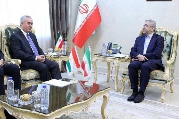 باید پیگیر رفع موانع توسعه همکاری های ایران و تاجیکستان باشیم