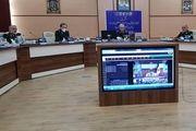 جلسه قرارگاه بهداشتی درمانی امام رضا (ع) برای مقابله با کرونا برگزار شد