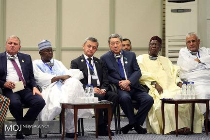 شرکتکنندگان در کنفرانس اتحادیه بین المجالس
