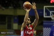 پخش زنده بازی بسکتبال ایران و تونس از شبکه سه سیما