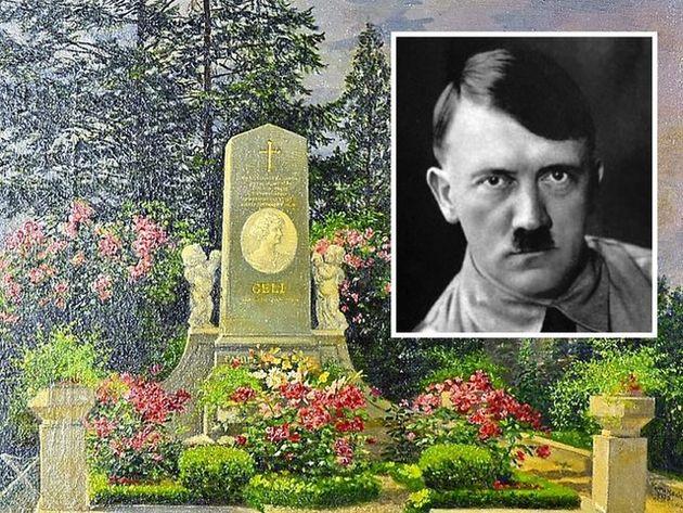 حراج نقاشیهای چندهزار دلاری «هیتلر»