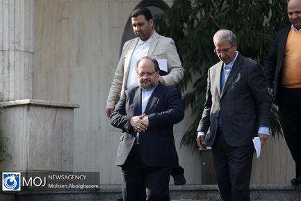 نشست+خبری+سخنگوی+دولت+-+۶+آذر+۱۳۹۸