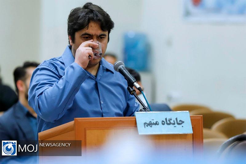 چهارمین جلسه دادگاهی روح الله زم امروز برگزار می شود