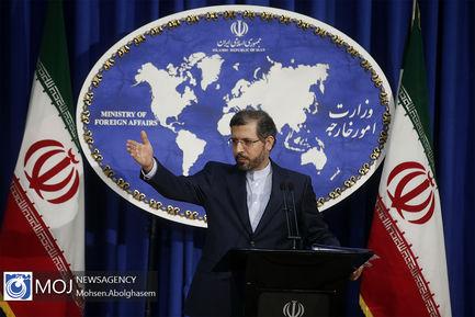 نشست خبری سخنگوی وزارت امور خارجه - ۱۳ بهمن ۱۳۹۹