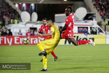 دیدار تیم های فوتبال پرسپولیس ایران و السد قطر (۲)