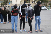 1500 نفر خردهفروش مواد مخدر در تهران دستگیر شدند