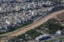 عبور سیلاب از استان قم