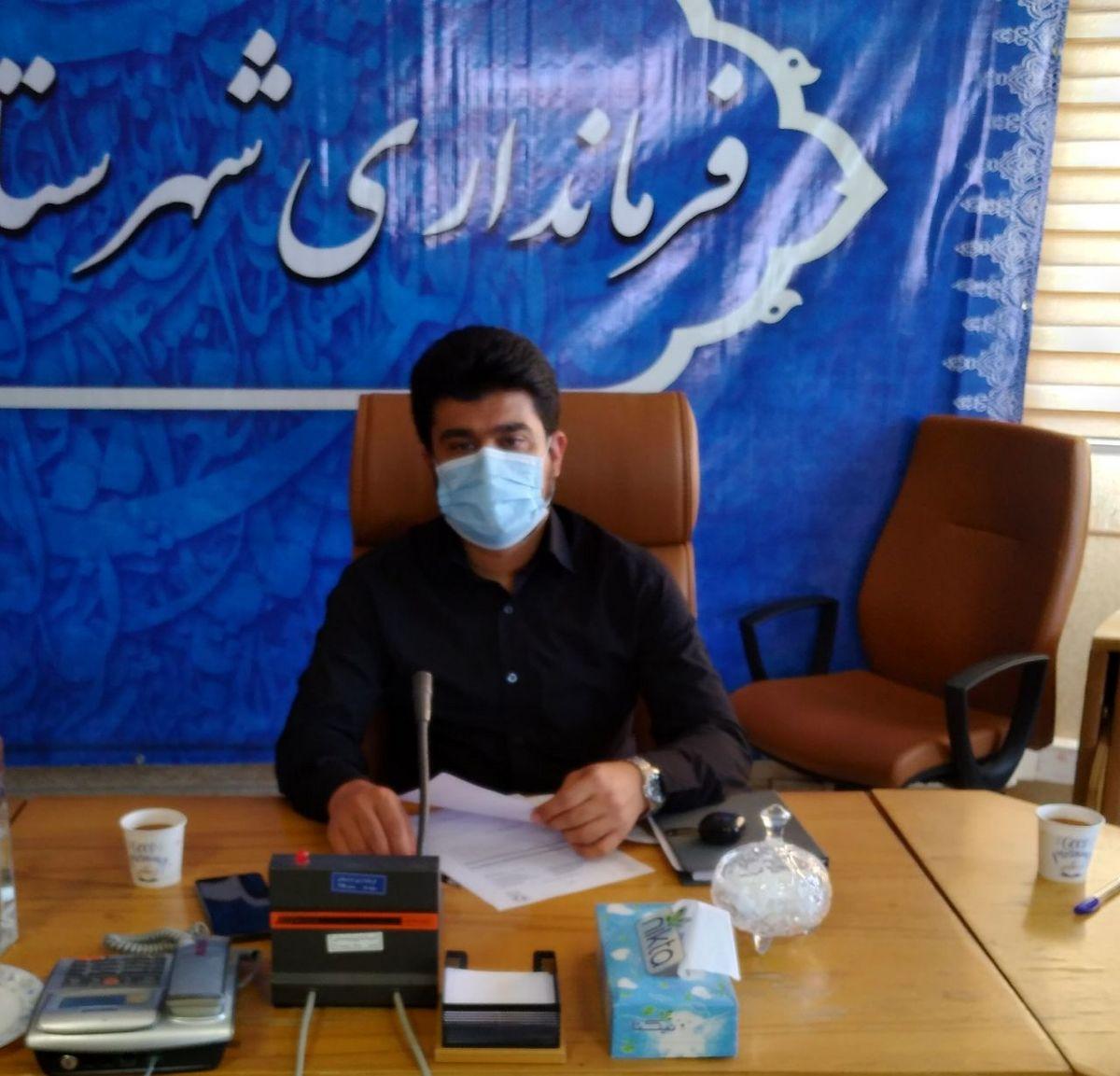 ۳۲ هزار و ۹۱۵ دُز واکسن کرونا در اردستان تزریق شد