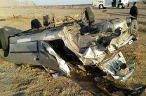 تصادف در دو محور خوزستان 4 کشته و مصدوم برجای گذاشت