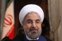 روحانی روز ملی اندونزی را تبریک گفت