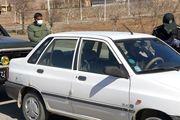 بازگردانده شدن 600 خودروی غیربومی ازشهرستان فریدن / جریمه 500 هزارتومانی  10خودرو