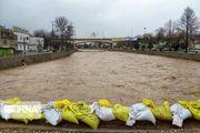 احتمال ورود سیلاب به شهر پلدختر وجود دارد