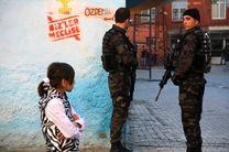 ۸۰۰۰ نیروی امنیتی در ترکیه برکنار شده اند