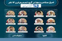 احراز صلاحیت ها کاندیداهای انتخابات در گرو تصمیم چه کسانی است؟