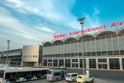 حمله موشکی و پهپادی به فرودگاه اربیل