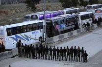 ساماندهی نیروهای داعش در جنوب دمشق