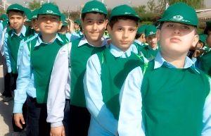 اجرای طرح ملی محیط یار در مدارس شهرستان چادگان