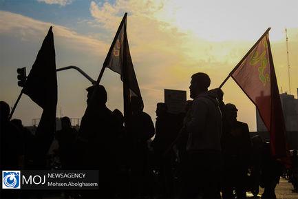 اجتماع بزرگ فاطمیون در میدان امام خمینی (ره)