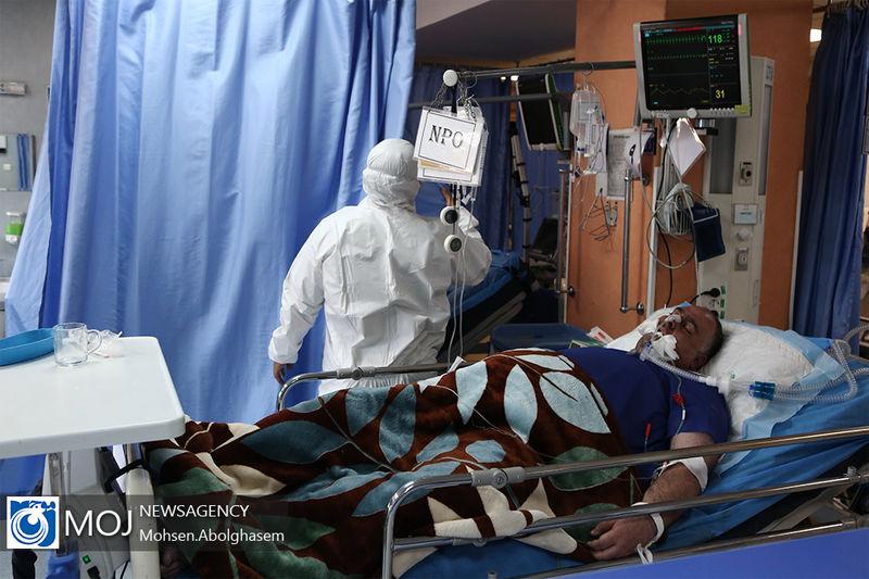 بستری شدن 9 بیمار جدید مبتلا به کرونا در کاشان