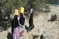بحران کم آبی و مشکل افت فشار در روستای لبنی سیریک