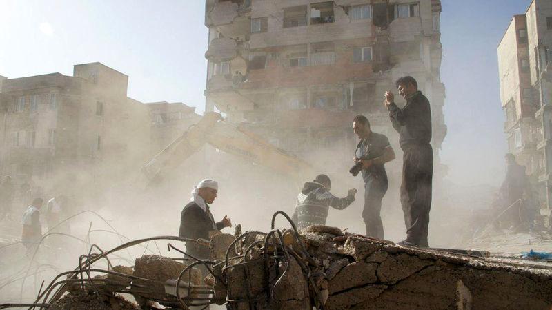 نمایش آثار مستند با موضوع زلزله کرمانشاه در سینماحقیقت