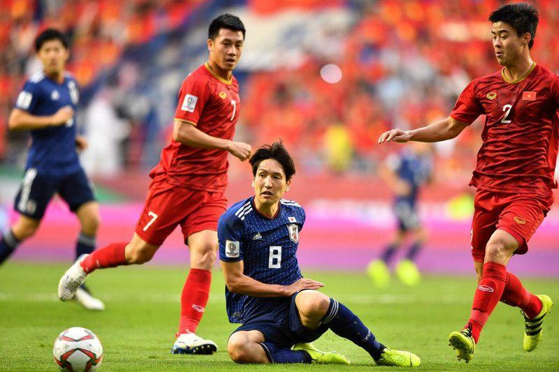 نتیجه بازی ویتنام و ژاپن/ ژاپنی ها راهی نیمه نهایی شدند