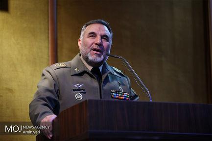 میر کیومرث حیدری فرمانده نیروی زمینی ارتش