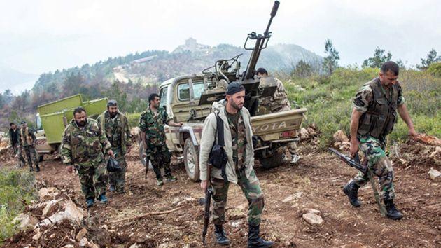 عملیات حشد شعبی علیه داعش آغاز شد