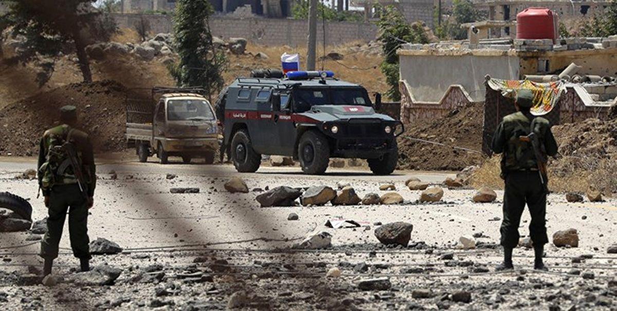 تحریم و حضور قوای خارجی مانع بازسازی سوریه است