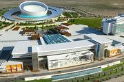 پیشرفت 92 درصدی مرکز همایش های بین المللی شهر اصفهان