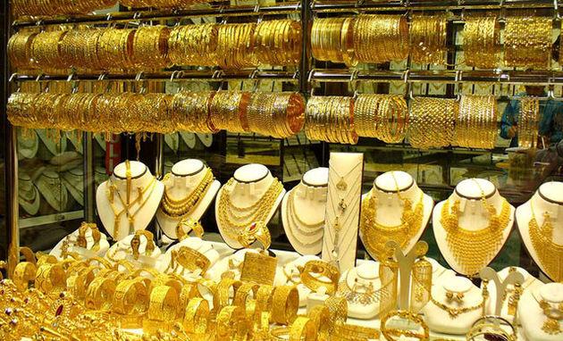 قیمت طلا 14 دی ماه 97/ قیمت طلای دست دوم اعلام شد