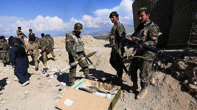 کشته شدن 26 نیروی امنیتی افغان در حمله طالبان