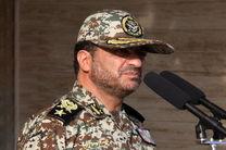 نیروی پدافند هوایی تحرکات دشمنان را فراتر از مرزهای کشور رصد می کند