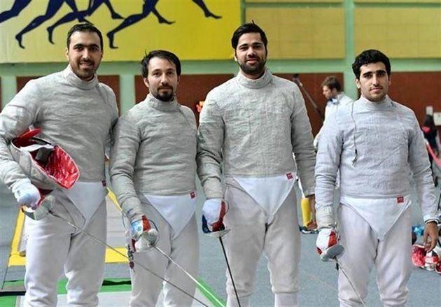 برتری سابریستهای ایران مقابل عربستان